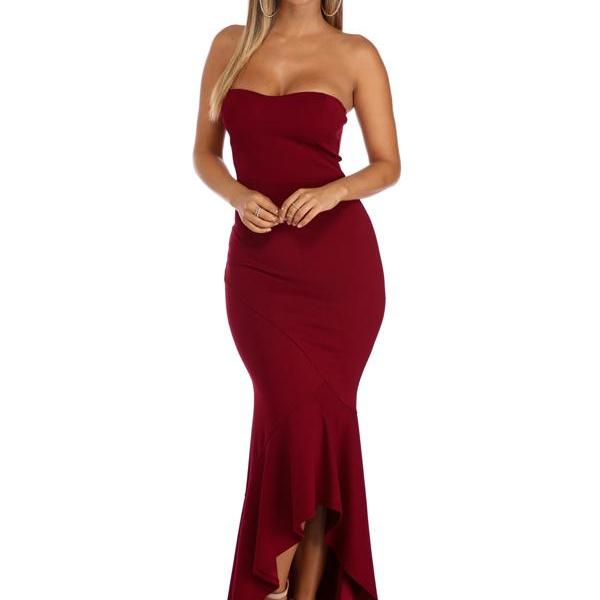 Long Prom Dresses, Jersey Prom Dresses, Mermaid Prom Dresses, High-Low Prom Dresses Online, Sexy Prom Dress, Backless Prom Dress, Sweet Heart Prom Dress